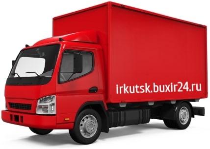 эвакуатор для легкогрузового транспорта в Иркутске, буксир 24